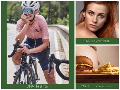 Ihre und Gesundheit und der DNA Test, DNA Tests, SoGsund
